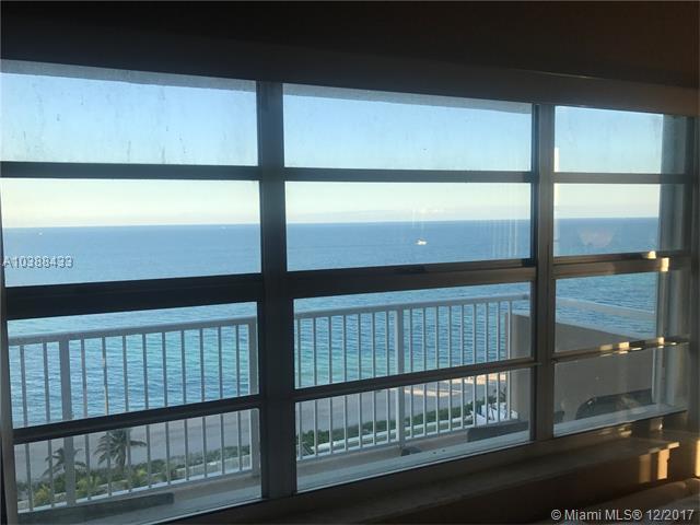 1980 S Ocean Dr 12E, Hallandale, FL 33009 (MLS #A10388433) :: RE/MAX Presidential Real Estate Group