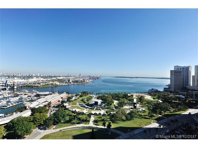 244 Biscayne Blvd #2502, Miami, FL 33132 (MLS #A10388511) :: The Erice Team