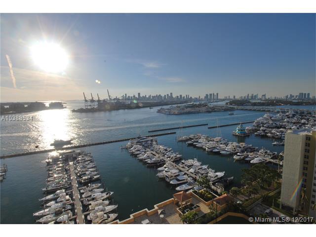 90 Alton Rd #2006, Miami Beach, FL 33139 (MLS #A10388534) :: The Jack Coden Group