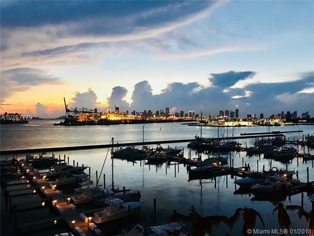 1000 S Pointe Dr #501, Miami Beach, FL 33139 (MLS #A10397779) :: The Teri Arbogast Team at Keller Williams Partners SW