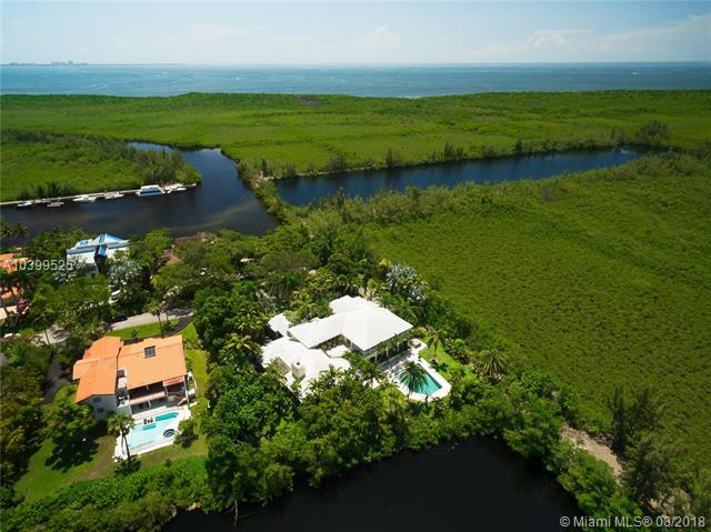 11098 Marin St, Coral Gables, FL 33156 (MLS #A10399525) :: Green Realty Properties