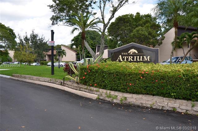 7581 NW 86th Ter #103, Tamarac, FL 33321 (MLS #A10399858) :: Green Realty Properties