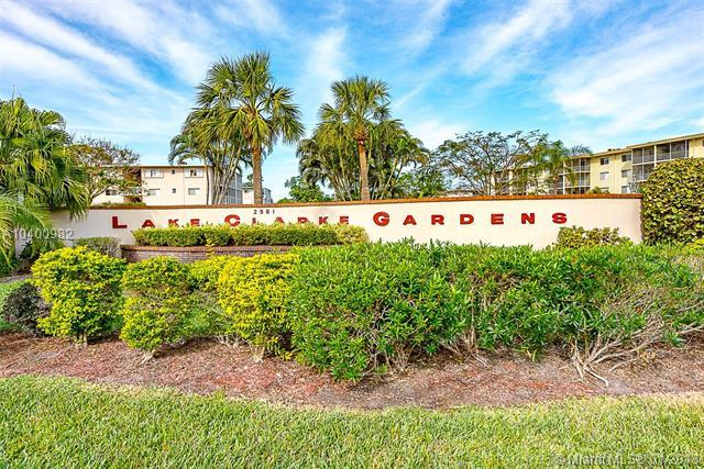 2640 S Garden Dr #105, Lake Worth, FL 33461 (MLS #A10400982) :: The Teri Arbogast Team at Keller Williams Partners SW