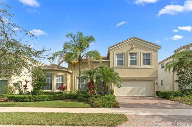 11460 SW Fieldstone Way, Port St. Lucie, FL 34987 (MLS #A10402731) :: The Teri Arbogast Team at Keller Williams Partners SW