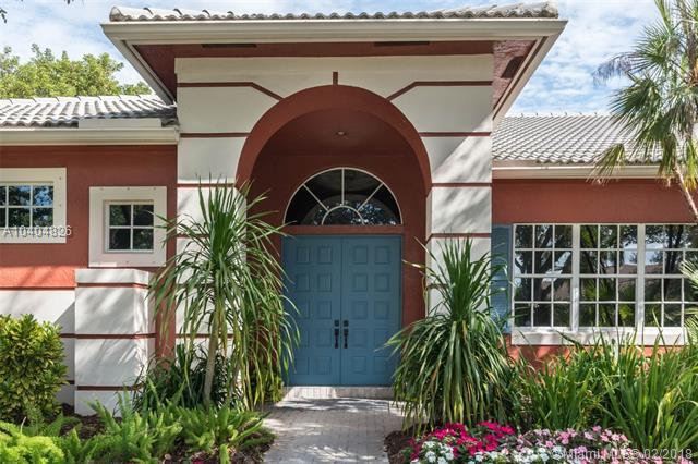 4132 SW 137th Ave, Davie, FL 33330 (MLS #A10404826) :: The Teri Arbogast Team at Keller Williams Partners SW