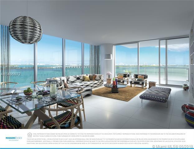 700 NE 26 TER #2301, Miami, FL 33137 (MLS #A10405072) :: Stanley Rosen Group