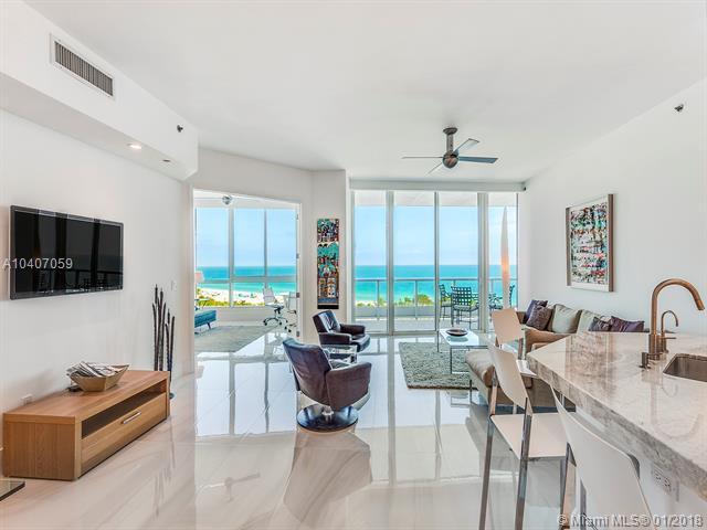 100 S Pointe Dr #908, Miami Beach, FL 33139 (MLS #A10407059) :: The Teri Arbogast Team at Keller Williams Partners SW