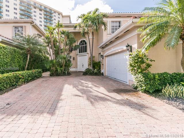 3950 194th Ln, Sunny Isles Beach, FL 33160 (MLS #A10409886) :: Green Realty Properties