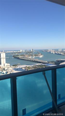 1600 NE 1 Ave #3504, Miami, FL 33132 (MLS #A10410842) :: Green Realty Properties