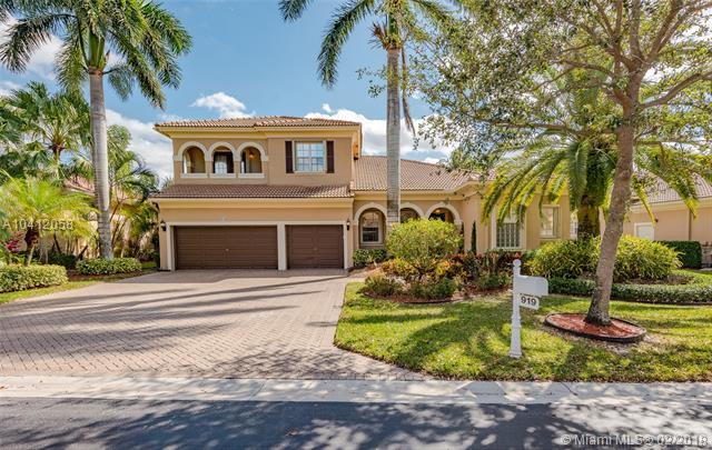 919 NW 123rd Dr, Coral Springs, FL 33071 (MLS #A10412058) :: The Teri Arbogast Team at Keller Williams Partners SW