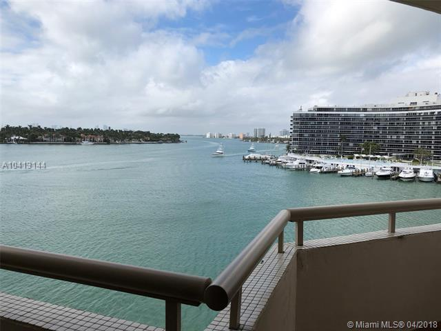 6830 Indian Creek Dr 5F, Miami Beach, FL 33141 (MLS #A10413144) :: Stanley Rosen Group