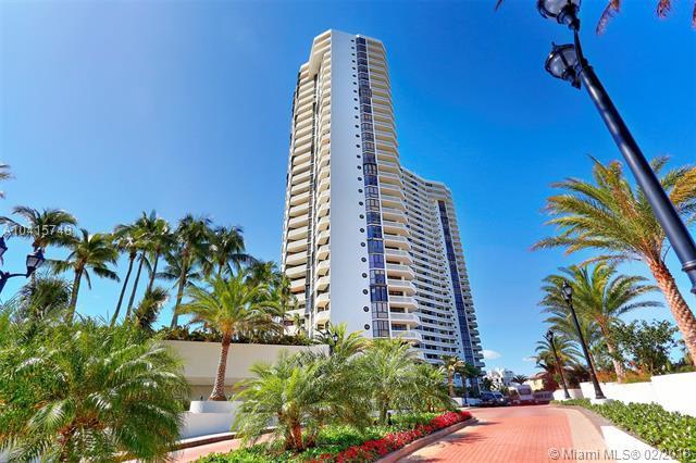 1000 W Island Blvd #2108, Aventura, FL 33160 (MLS #A10415748) :: Stanley Rosen Group