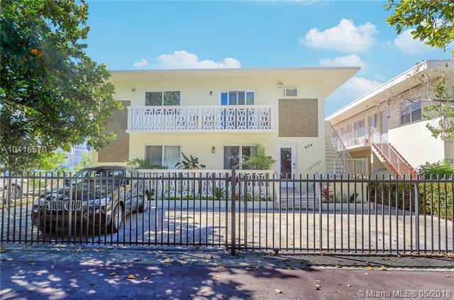 626 Meridian Ave #6, Miami Beach, FL 33139 (MLS #A10416570) :: The Teri Arbogast Team at Keller Williams Partners SW