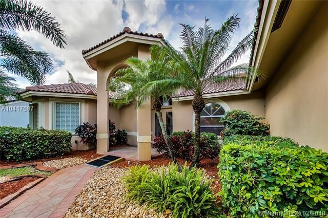 10779 NW 55th St, Coral Springs, FL 33076 (MLS #A10417597) :: The Teri Arbogast Team at Keller Williams Partners SW