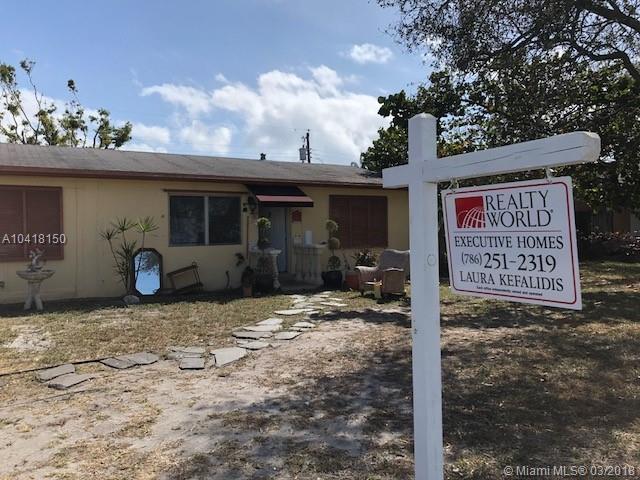 3780 NE 13 AV, Pompano Beach, FL 33064 (MLS #A10418150) :: Hergenrother Realty Group Miami