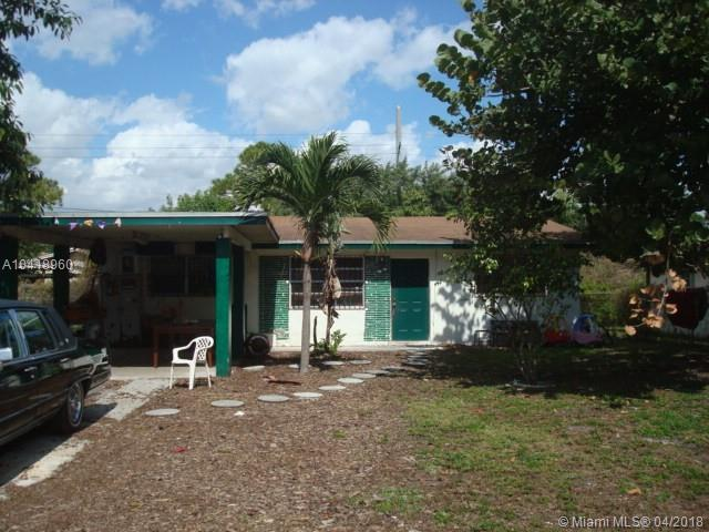 2315 NW 7th Ct, Fort Lauderdale, FL 33311 (MLS #A10418960) :: The Teri Arbogast Team at Keller Williams Partners SW