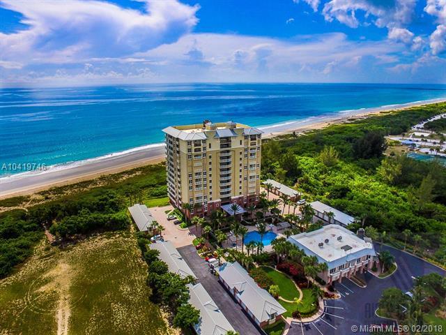 3702 N Hwy A1a #1001, Hutchinson Island, FL 34949 (MLS #A10419746) :: Prestige Realty Group