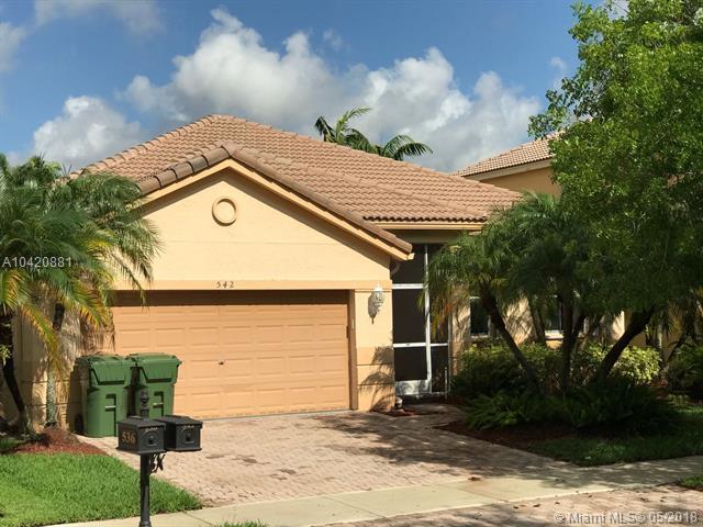 542 Penta Ct, Weston, FL 33327 (MLS #A10420881) :: Stanley Rosen Group