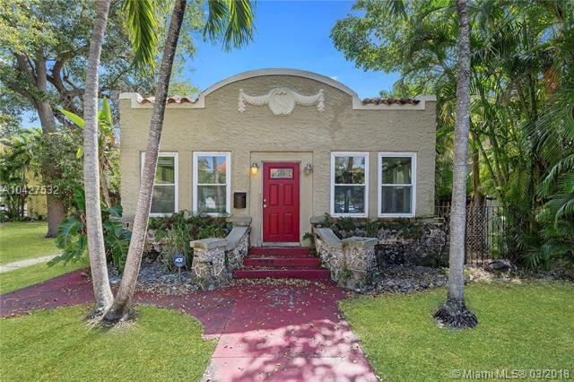 86 NE 47th St, Miami, FL 33137 (MLS #A10427532) :: The Rose Harris Group
