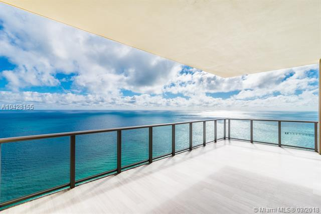 17749 Collins 3901/2, Sunny Isles Beach, FL 33160 (MLS #A10428155) :: The Rose Harris Group
