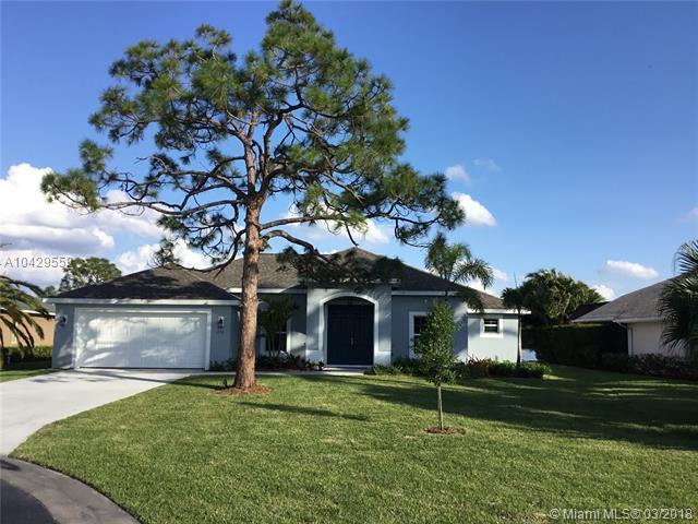 226 SW Fernleaf Trl, Port St. Lucie, FL 34953 (MLS #A10429559) :: Green Realty Properties
