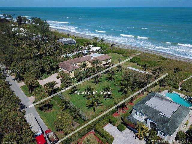 51 N Beach Rd, Hobe Sound, FL 33455 (MLS #A10430192) :: The Teri Arbogast Team at Keller Williams Partners SW