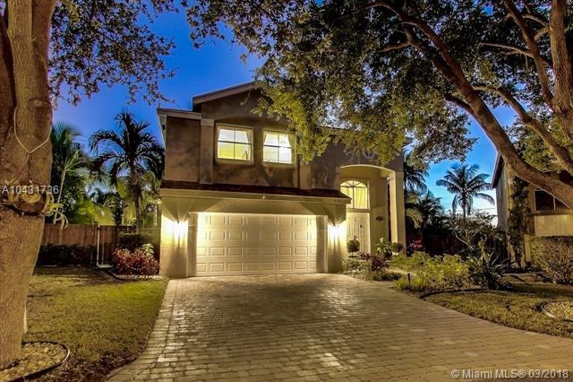 4876 NW 14th St, Coconut Creek, FL 33063 (MLS #A10431736) :: The Teri Arbogast Team at Keller Williams Partners SW