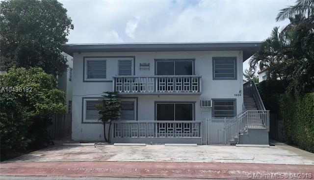 1334 Euclid Ave #9, Miami Beach, FL 33139 (MLS #A10436132) :: The Paiz Group