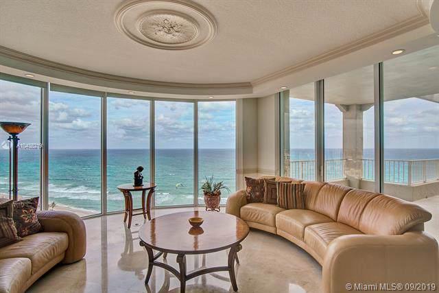 3700 S Ocean Blvd 1606/1706, Highland Beach, FL 33487 (MLS #A10438219) :: The Kurz Team