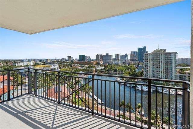 610 W Las Olas 1317N, Fort Lauderdale, FL 33312 (MLS #A10439975) :: Green Realty Properties