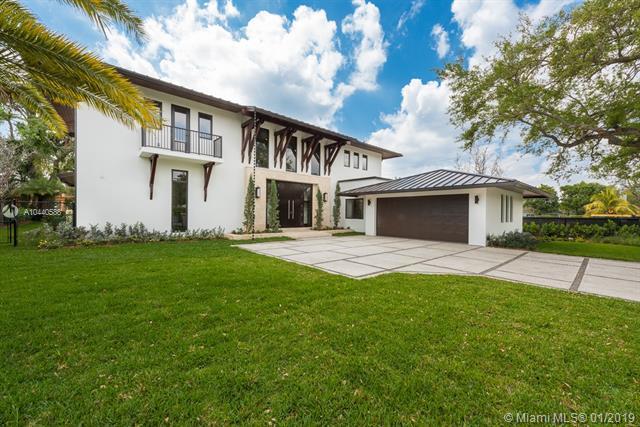 6130 SW 80th St, South Miami, FL 33143 (MLS #A10440588) :: Prestige Realty Group
