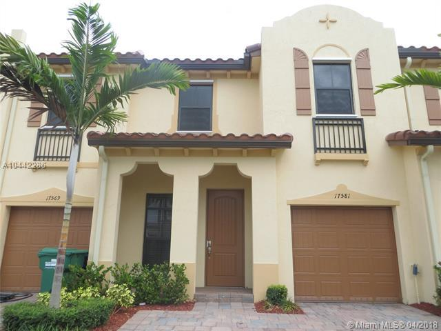 17581 SW 153rd Path, Miami, FL 33187 (MLS #A10442286) :: The Teri Arbogast Team at Keller Williams Partners SW