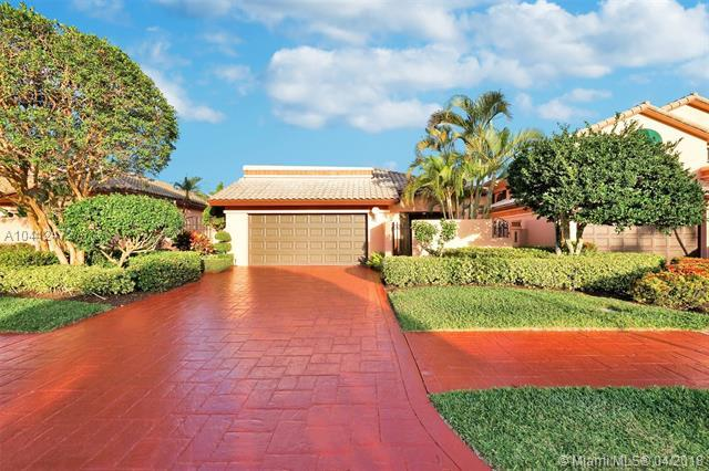 6518 Via Rosa, Boca Raton, FL 33433 (MLS #A10442472) :: The Teri Arbogast Team at Keller Williams Partners SW