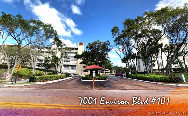 7001 Environ Blvd #101, Lauderhill, FL 33319 (MLS #A10442640) :: Albert Garcia Team