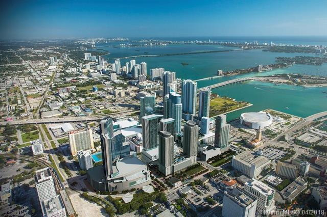 800 N Miami Ave E-806, Miami, FL 33136 (MLS #A10443434) :: The Teri Arbogast Team at Keller Williams Partners SW