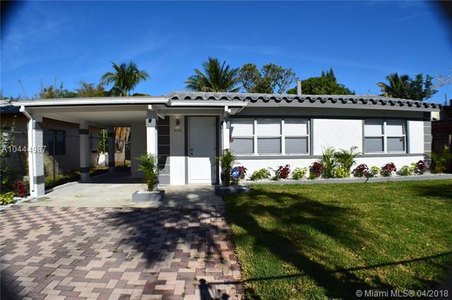 1428 NW 7th Ave, Fort Lauderdale, FL 33311 (MLS #A10444987) :: Stanley Rosen Group