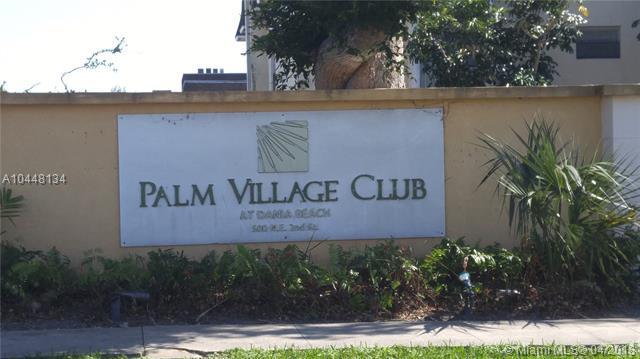 500 NE 2nd St #213, Dania Beach, FL 33004 (MLS #A10448134) :: Stanley Rosen Group
