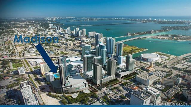 800 N Miami Ave Ph-1709, Miami, FL 33136 (MLS #A10448324) :: The Teri Arbogast Team at Keller Williams Partners SW