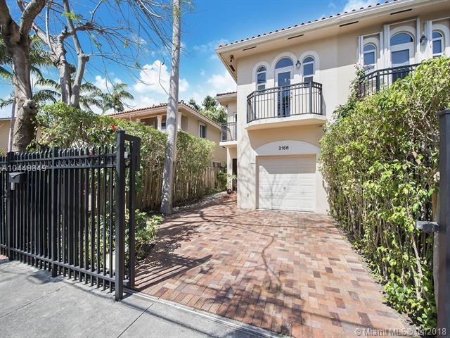 3166 Indiana Street, Miami, FL 33133 (MLS #A10448849) :: Prestige Realty Group