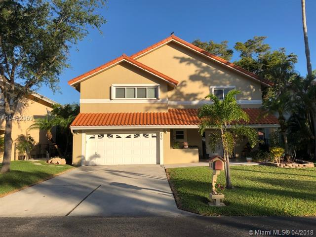 530 NW 205th Ave, Pembroke Pines, FL 33029 (MLS #A10452969) :: Hergenrother Realty Group Miami