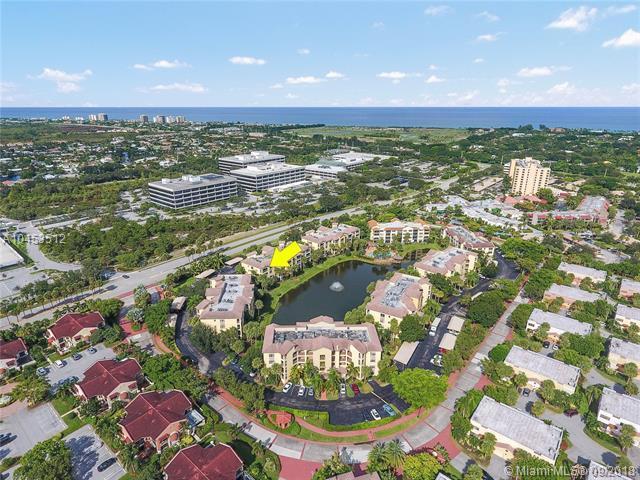100 Uno Lago Dr #305, Juno Beach, FL 33408 (MLS #A10453512) :: Green Realty Properties