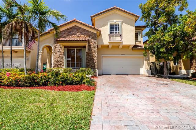 22094 SW 88th Ct, Cutler Bay, FL 33190 (MLS #A10454890) :: Green Realty Properties
