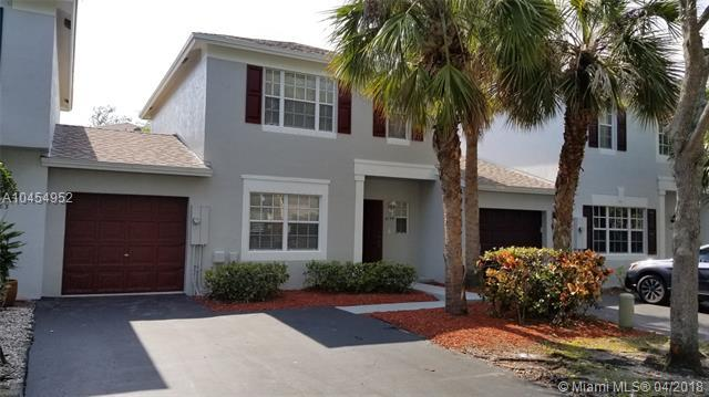 6005 Harbor Isle Way #496, Tamarac, FL 33321 (MLS #A10454952) :: Jamie Seneca & Associates Real Estate Team
