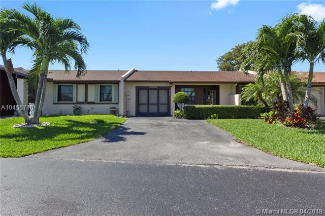 15788 Philodendron Cir, Delray Beach, FL 33484 (MLS #A10455710) :: Stanley Rosen Group