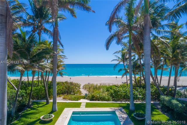 125 Ocean Blvd, Golden Beach, FL 33160 (MLS #A10456133) :: Keller Williams Elite Properties