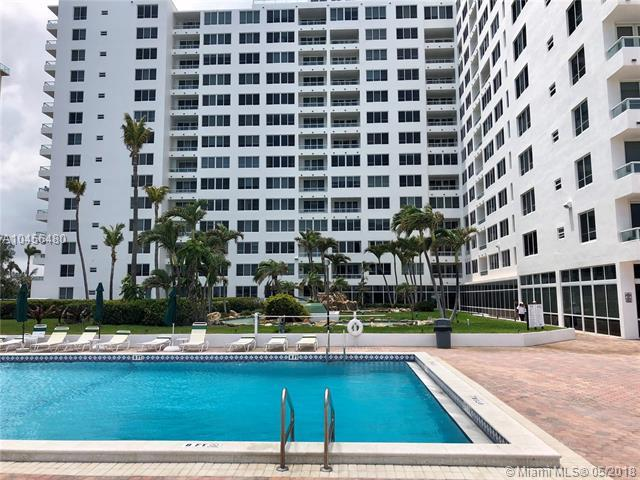 5005 E Collins #803, Miami Beach, FL 33140 (MLS #A10456480) :: Green Realty Properties