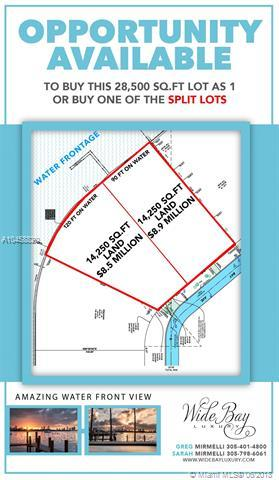 2120 Bay Ave, Miami Beach, FL 33140 (MLS #A10458820) :: Miami Lifestyle
