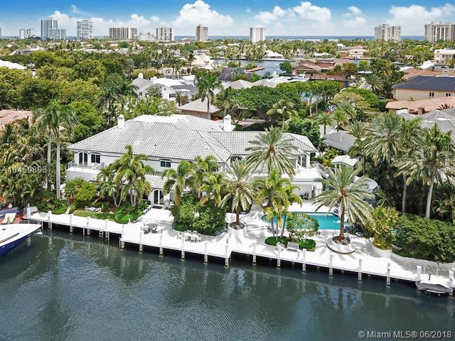 11 Bay Colony Ln, Fort Lauderdale, FL 33308 (MLS #A10459898) :: The Teri Arbogast Team at Keller Williams Partners SW