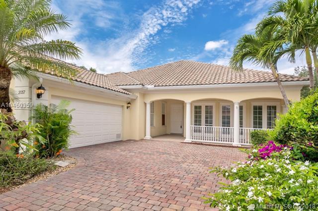 2057 Futana Way, Wellington, FL 33414 (MLS #A10460359) :: Green Realty Properties