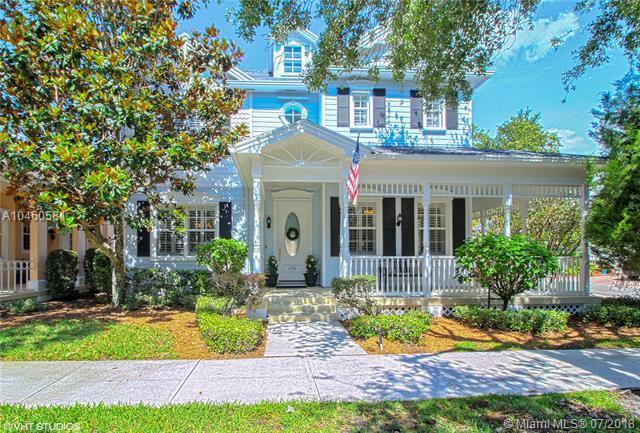 292 Marlberry Cir, Jupiter, FL 33458 (MLS #A10460581) :: Green Realty Properties